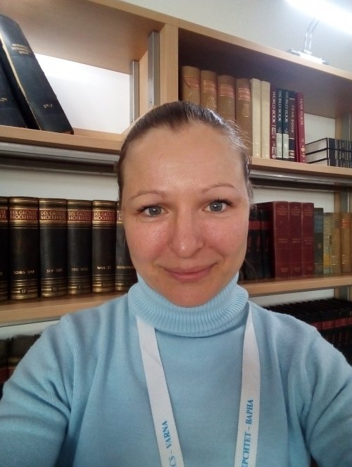 Яна Донева