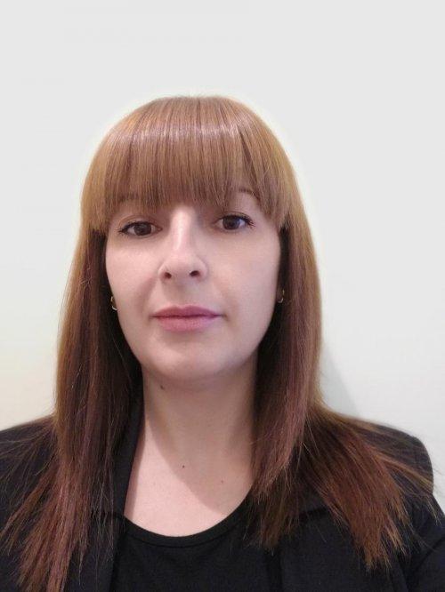 Ch. Asst. Prof. Dimitriya Karadimova