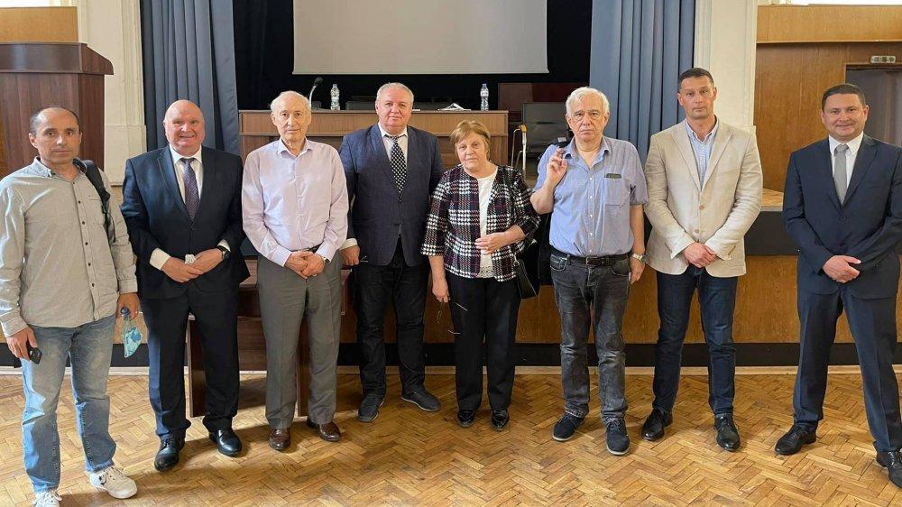 Съюзът на икономистите в България избра зам.-председател на УС от Икономически университет – Варна