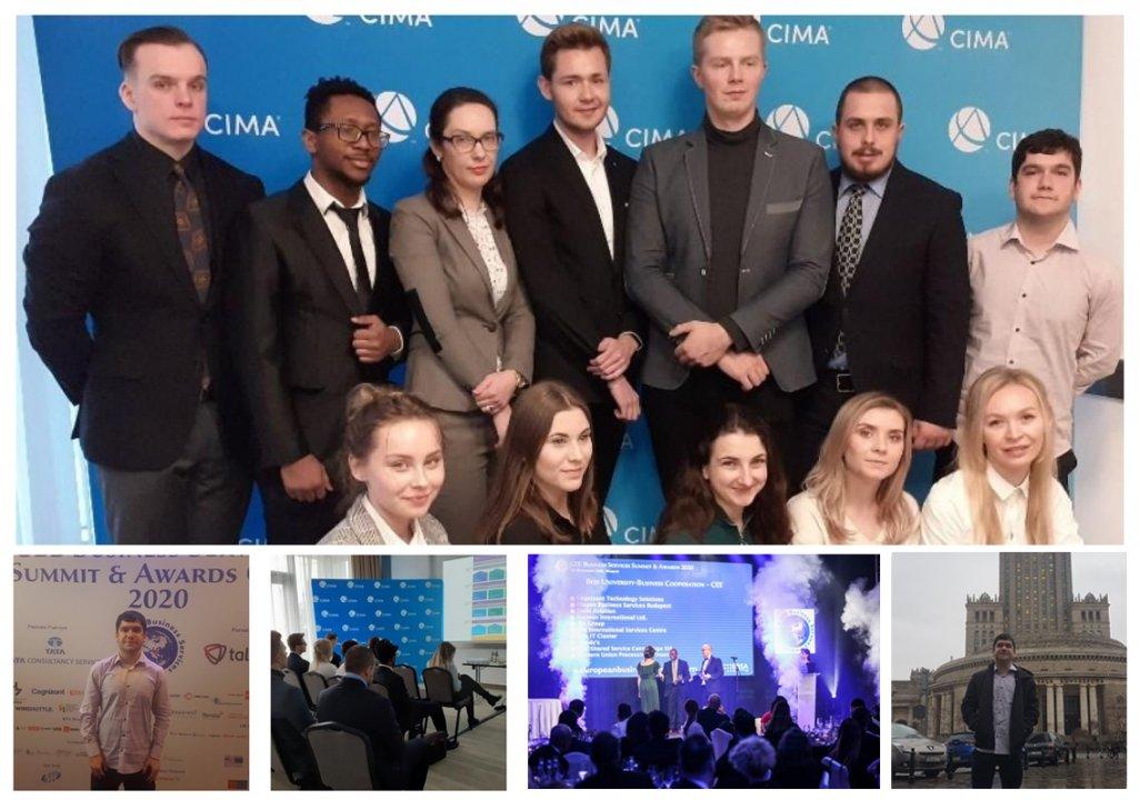 Нов успех за ИУ- Варна в сътрудничеството със CIMA