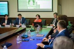 Среща с представители на Европейската комисия в ИУ – Варна