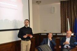 """Годишни награди на """"Фонд за подпомагане на талантливи студенти"""" в ИУ – Варна"""