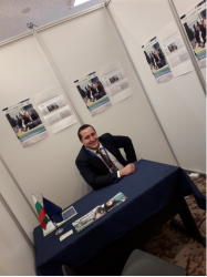 Контактен семинар в Тирана, Албания, 23 – 27.10.2019 г.