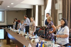 Successful second edition of the ERASMUS+ Staff Week for university staff, 21-25 June 2021