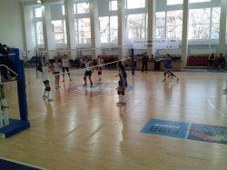 Държавно студентско първенство по волейбол за мъже и жени 2014 г.
