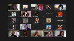 """Студенти от ИУ – Варна участваха в онлайн международен семинар на тема """"Корпоративна социална отговорност"""""""