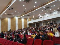 Втора национална ученическа олимпиада по финанси 2019 по финанси, ноември 2019 г.
