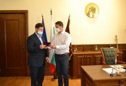 Договор за сътрудничество между ИУ – Варна и Комисията за защита на личните данни
