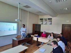 """Поредица от срещи на отдел """"Международно сътрудничество"""" с турски университети"""