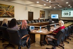 """Дискусионен форум на тема """"Mястото на корпоративната социална отговорност в трудовите правоотношения – съвременни аспекти и добри практики"""", 23 април 2021 г."""