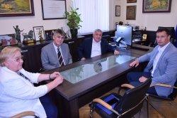 """Меморандум за сътрудничество подписаха ИУ – Варна, РУ """"А. Кънчев"""" и ШУ """"К. Преславски"""""""