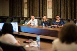 Innowave preSummit 2021 – Varna Innovation Camp Attendees from Cluj-Napoca visited University of Economics – Varna