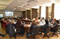 """Кръгла маса """"Устойчиво управление на човешките ресурси в съвременната икономическа реалност"""""""