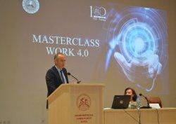 Лекция от цикъла MASTЕRCLASS WORK 4.0 в ИУ – Варна, 3.10.2019 г.