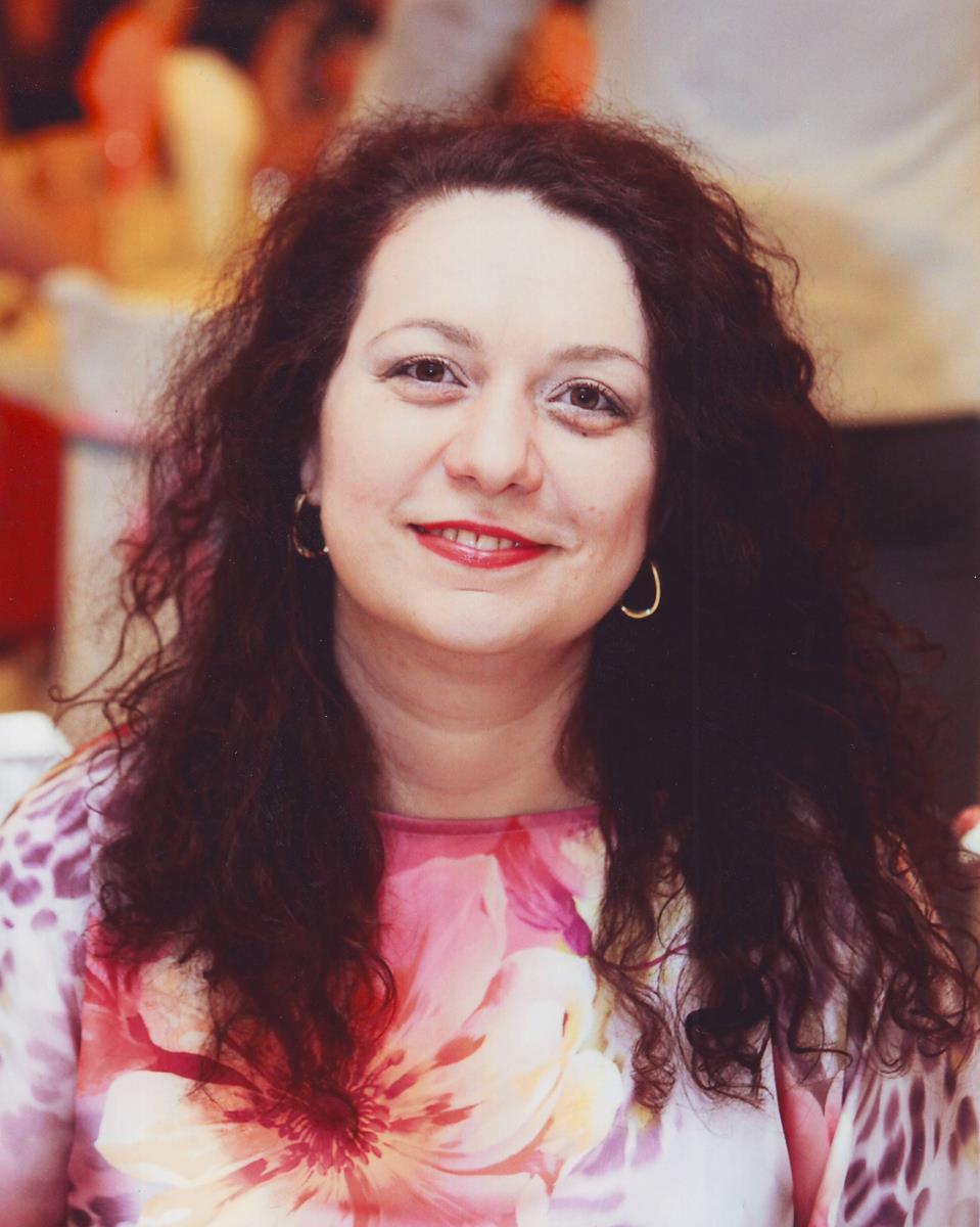 гл. ас. д-р Румяна Маринова