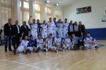 Студентски спортен клуб по баскетбол